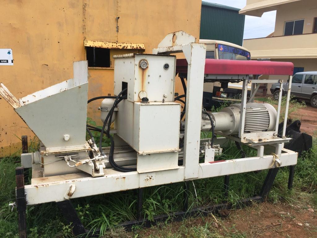 Overhauled complete Hydaulic Machine