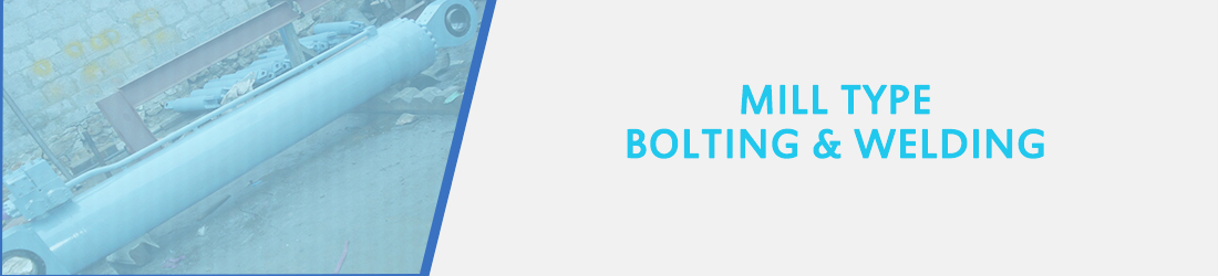 mill bolting welding